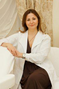 Кандидат Медицинских Наук, врач-дерматолог Нина Александровна Бакуридзе
